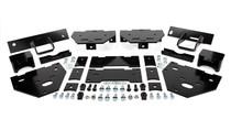 2020 Ford F-250/F-350 Super Duty LoadLifter XL Rear Helper Bag Kit mounting brackets