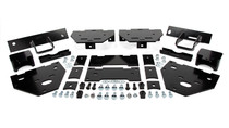 2020 Ford F-350 Super Duty (Dual Wheel) LoadLifter XL7500 Rear Helper Bag Kit mounting brackets