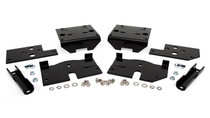 2016-2020 Ford Raptor 4WD Ultimate Plus Rear Helper Bag Kit brackets