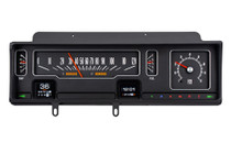1970-72 Chevy Malibu/non SS Chevelle/El Camino RTX Instrument System with indicators illuminated