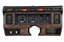 1980-86 Ford Pickup & Bronco VHX Instruments - displayed in factory bezel / bezel NOT included