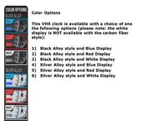 1940 Ford Car VHX Digital Clock - color options