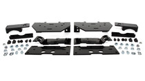 2020 Ford F-250/F-350 Super Duty (Single Wheel) Rear Helper Bag Kit - mounting brackets