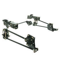 2007-2013 Chevy Silverado/GMC Sierra 1500 2WD | Bolt-On 4 Link System