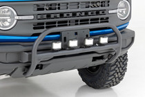 2021 Ford Bronco 4WD | Nudge Bar with Light Series Upgrade