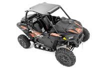 Rock Sliders | Polaris RZR 900XP/1000XP (2014-2020)(2 Seater) mounted view