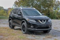1.5 Inch Lift Kit | Nissan Rogue 4WD (2014-2020) displayed on vehicle