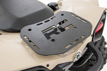 Rear Cooler Mount | Can-Am Renegade 570 (2021) top view mounted on ATV