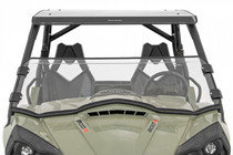 Can-Am Scratch Resistant Half Windshield (11-20 Commander) Front View