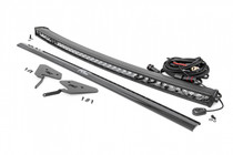 Polaris Front-Facing 30-Inch LED Kit (19-21 RZR Turbo S) Single Row Curved