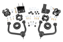 3.5 Inch Lift Kit - 2021 Ford Bronco 4WD