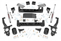 6 Inch Lift Kit - 2022 Nissan Frontier 2WD/4WD