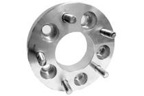 5 X 112 to 5 X 4.75 Aluminum Wheel Adapter