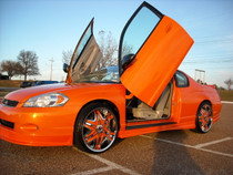 Vertical Doors 2000-2007 CHEVY MONTE CARLO Bolt on Lambo Door Kit