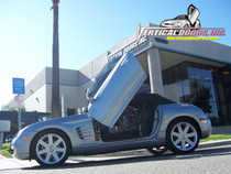 2004-2008 CHRYSLER CROSSFIRE Bolt on Lambo Door Kit (2 Door)
