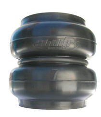 Slam Specialties SS Series Air Bags- Side view