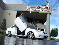 Vertical Doors 1996-2000 HONDA CIVIC Bolt on Lambo Door Kit
