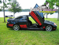 Vertical Doors 2001-2005 HONDA CIVIC Bolt on Lambo Door Kit