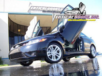 Vertical Doors 2006-2011 HONDA CIVIC  Bolt on Lambo Door Kit (2 Door) - displayed on vehicle