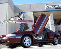 1992-2002 CADILLAC ELDORADO Bolt on Lambo Door Kit (2 Door) - displayed on vehicle