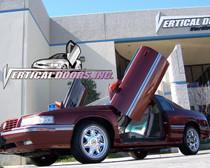 1992-2002 CADILLAC ELDORADO Bolt on Lambo Door Kit (2 Door) - displayed on vehicle