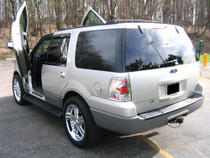 Vertical Doors 2003-2006 FORD EXPEDITION Bolt on Lambo Door Kit