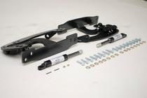 Vertical Doors 2005-2010 LEXUS IS350 4-Door Bolt on Lambo Door Kit - full bolt on kit
