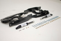 Vertical Doors 2005-2010 LEXUS IS350 4-Door Bolt on Lambo Door Kit - full bolt on kit