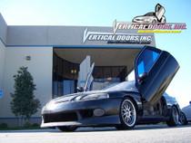 Vertical Doors 1991-2000 LEXUS SC400 Bolt on Lambo Door Kit - displayed on a vehicle