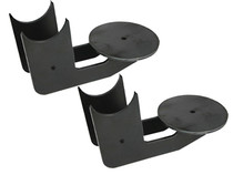 "Behind & Under Axle Bag Brackets 3.00"" Axle (pair)"