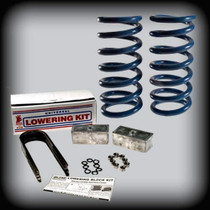 "82-97 S-10 Blazer & Jimmy 1""Fr. -2""Rr. Lowering Kit"