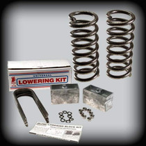 1982-2004 S-10 & Sonoma 2 F-3 R Lowering Kit