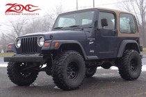 "1997-02 Jeep Wrangler TJ 3"" Coil Lift Kit With Nitro Shocks"