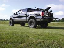 "2009-10 Ford F150 4WD 6"" Lift Kit With Nitro Shocks"