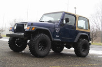 "2003-06 Jeep Wrangler TJ 4"" Coil Lift Kit With Nitro Shocks"