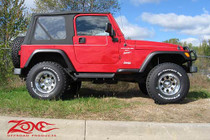"2003-06 Jeep Wrangler TJ 4"" Coil Lift Kit"
