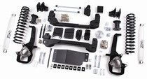 "2009-10 Dodge Ram 1500 4WD 6"" Lift Kit With Nitro Shocks"