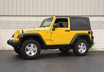 "2007-10 Jeep Wrangler JK 2 Door 2"" Spacer Lift Kit"
