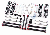 "2007-10 Jeep Wrangler JK 2 Door 5"" Coil Lift Kit With Nitro Shocks"