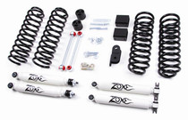 "2007-10 Jeep Wrangler JK 4 Door 3"" Coil Lift Kit With Nitro Shocks"