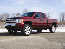 "2007-10 Chevy/GMC Silverado/Sierra 1500 4WD 3.5"" Lift Combo Kit"
