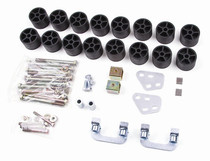 "2007-10 Chevy/GMC Silverado/Sierra 1500 2WD 3.5"" Lift Combo Kit"