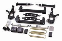 "07-10 Chevy/GMC Silverado/Sierra 1500,2WD 4.5"" Lift Kit w/Nitro Shocks"