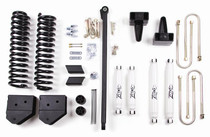 "2008-10 F250, F350 Super Duty 4WD 4"" Lift Kit With Nitro Shocks"