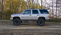 "2000-06 Chevy/GMC Suburban/Tahoe/Yukon/Avalanche 4WD 6"" Lift w/Nitro"