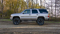 "2000-06 Chevy/GMC Suburban/Tahoe/Yukon/Avalanche 1500 4WD 6"" Lift Kit"