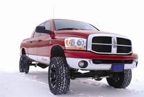 "2010 Dodge 3/4 ,1 Ton 4WD Diesel&Gas,3 1/2"" Rear Axle,5"" Lift w/Nitro"