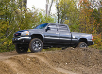 "2001-10 Chevy/GMC Silverado/Sierra 2500HD 2WD 6"" Lift Kit"