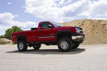 "01-10 Chevy/GMC Silverado/Sierra 3500 4WD 6"" Lift Kit w/Nitro Shocks"
