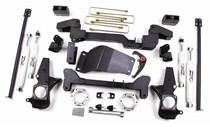 "01-10 Chevy/GMC Silverado/Sierra 2500HD 4WD 6"" Lift Kit w/Nitro Shocks"